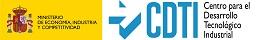 Logo CDTI-MINECO